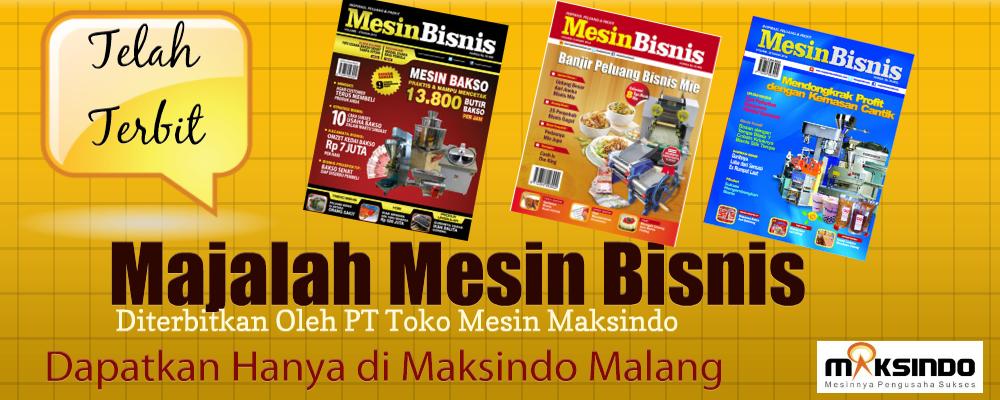 majalah mesin bisnis di malang