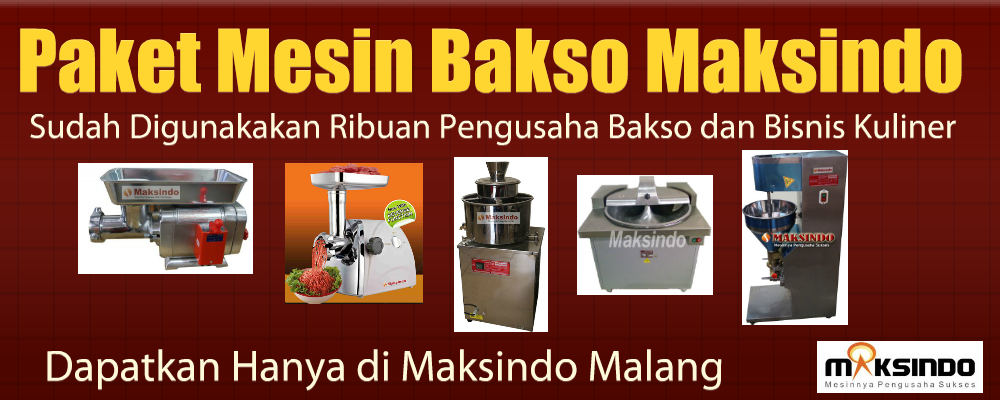 Toko Mesin Maksindo di Malang 1