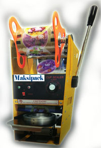 Jual Mesin Cup Sealer Manual di Malang
