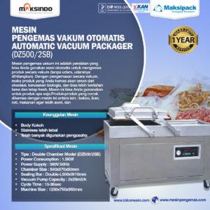 Jual Mesin Vacuum Sealer Pengemas Vakum di Malang