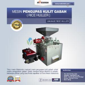 Jual Mesin Pengupas Kulit Gabah (rice huller) di Malang