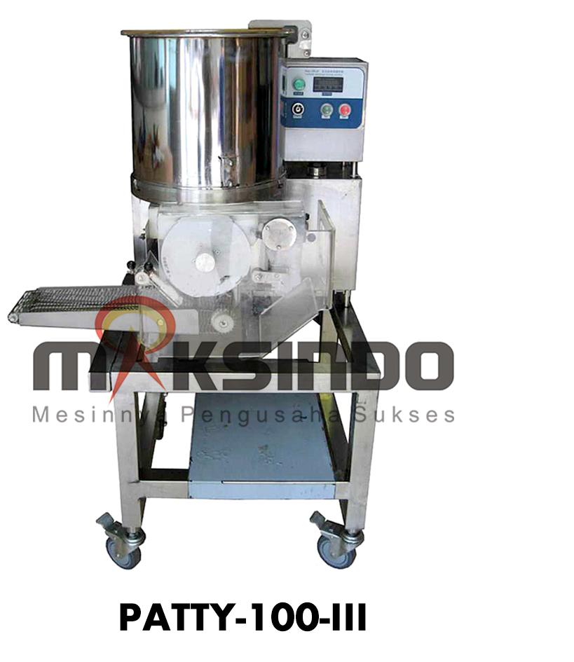 Mesin AUTOMATIC NUGGET atau BURGER tokomesin malang