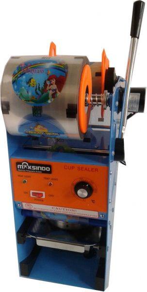Mesin Cup Sealer Semi Otomatis (CPS-9A) 2 tokomesin malang