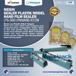 Jual Mesin Sealer Plastik Hand Sealer di Malang