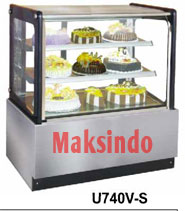 mesin cake showcase 9 tokomesin malang