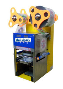 Jual Mesin Cup Sealer Semi Otomatis di Malang