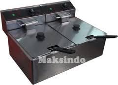 mesin deep fryer listrik 2 tokomesin malang