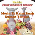 mesin es krim buah rumah tangga tokomesin malang