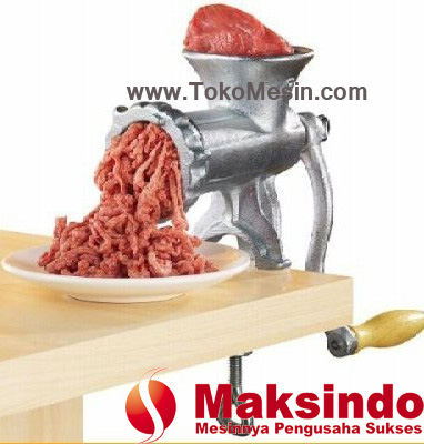 mesin giling daging manual 3 tokomesin malang