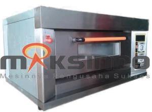 Jual Mesin Oven Roti Gas 1 Loyang (MKS-RS11) di Malang