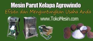 Jual Mesin Parut Kelapa Mini di Malang