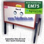 Jual Mesin Penetas Telur Manual 75 Butir (EM-75) di Malang