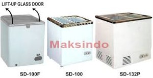 Jual Mesin Sliding Flat Glass Freezer di Malang