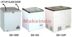 Jual Mesin Sliding Flat Glass Freezer di Malang