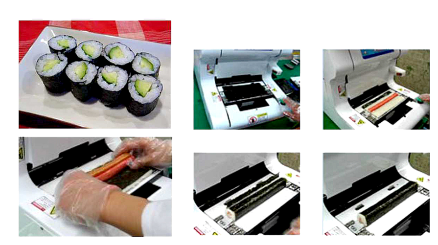 mesin sushi processing equipment 6 tokomesin malang