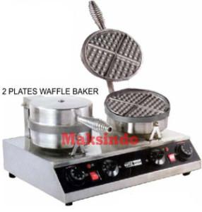 Jual Mesin Pembuat Wafel (Waffle Iron) di Malang