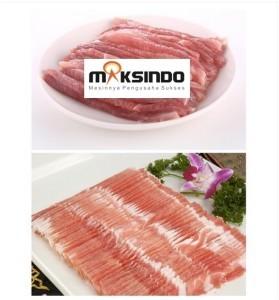 Jual Mesin Meat Slicer dan Perajang Daging Standing di Malang