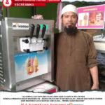 Escreamku : Tidak Ada Kendala dengan Mesin Es Krim Maksindo