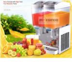 Jual Mesin Juice Dispenser 2 Tabung (17 Liter) – DSP17x2 di Malang