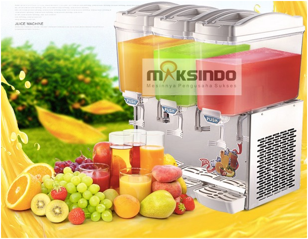 mesin juice dispenser 3 tabung 1 tokomesin malang