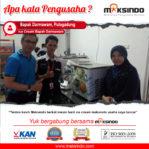 Ice Cream Bapak Darmawan : Berkat Mesin Hard Ice Cream Usaha Saya Lancar