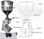 Jual Mesin Manual Filling Cairan-Pasta – MKS-MF10 di Malang