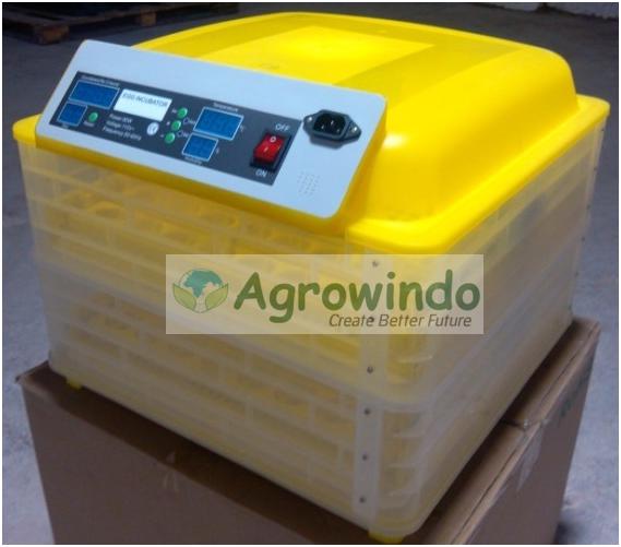 Mesin Penetas Telur 96 Butir Otomatis - AGR-YZ96 9 tokomesin malang