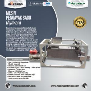 Jual Mesin Penetas Telur Otomatis 48 Butir – AGR-TT48 di Malang