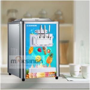 Jual Mesin Soft Ice Cream 3 Kran (Italia Compressor) – ISC-316 di Malang