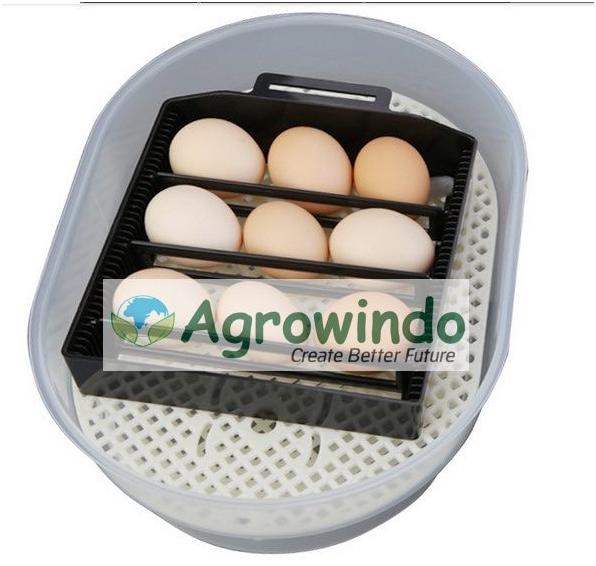 Mesin Tetas Telur 12 Butir Otomatis - AGR-JN12 3 tokomesin malang