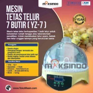 Jual Mesin Tetas Telur 12 Butir Otomatis – AGR-TT12 di Malang
