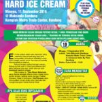 Training Usaha Hard Ice Cream di Bandung, 11 September 2016