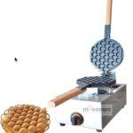 Mesin Egg Waffle Gas (GW07) 1 tokomesin malang