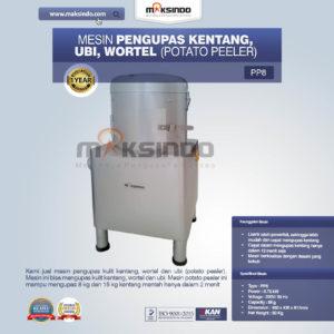 Jual Mesin Pengupas Kentang, Ubi, Wortel (Potato Peeler) di Malang