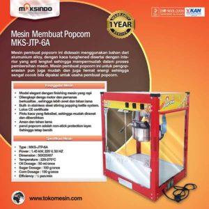 Jual Mesin Popcorn Untuk Membuat Popcorn di Malang