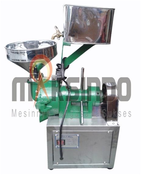 Mesin Pulp Grinder Pembubur Kacang-Kacangan 3 tokomesin malang