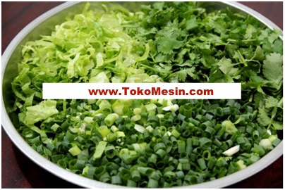 Mesin Vegetable Cutter Multifungsi (Type MVC750) 4 tokomesin malang