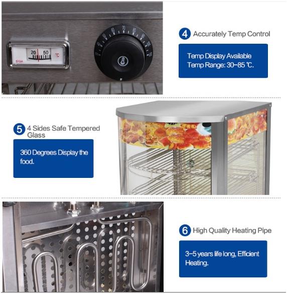 Mesin Warmer Kue Harga Hemat - MKS-P01 4 tokomesin malang