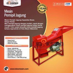 Jual Mesin Pemipil Jagung – PPJ03 di Malang