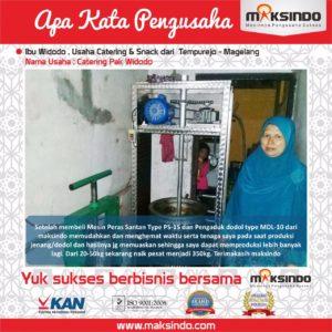 Jual Mesin Giling Bumbu Dapur (Universal Fritter Mini) di Malang