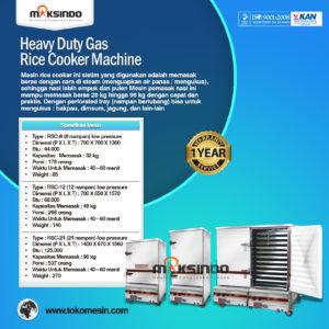 Jual Mesin Rice Cooker Kapasitas Besar di Malang