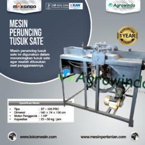 Jual Mesin Perajang Keripik Kentang dan French Fries – MKS-CT100 di Malang