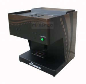 Jual Mesin Printer Kopi dan Kue (Coffee and Cake Printer) di Malang