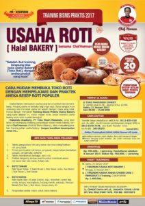 Training Usaha Roti 21 Jan 2017