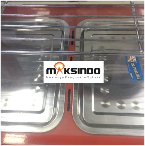 Mesin Diplay Warmer (MKS-2W) 2 tokomesin malang