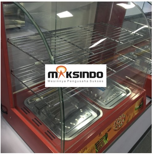 Mesin Diplay Warmer (MKS-2W) 5 tokomesin malang
