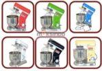 Jual Mesin Mixer Planetary 10 Liter (MPL-10) di Malang