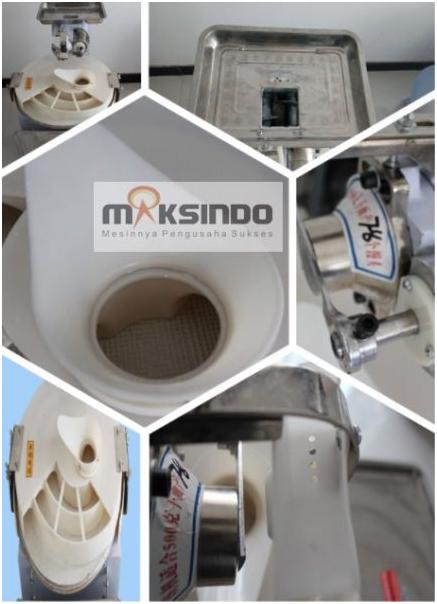 Mesin Pembagi Adonan Bulat (MKS-BA60) 3 tokomesin malang