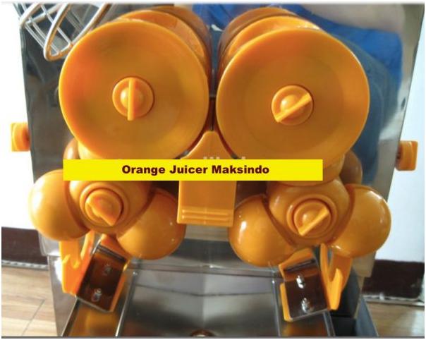 Mesin Pemeras Jeruk Otomatis (ORG-20) 2 tokomesin malang