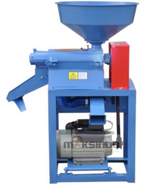 Mesin Rice Huller Mini Pengupas Gabah - Beras AGR-RM80 1 tokomesin malang
